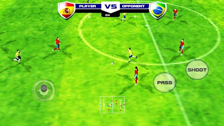 Madrid Football Game Real Mobile Soccer sports 17 screenshot-3
