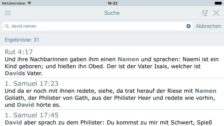 Luther Bibel (Holy Bible in German) screenshot-3