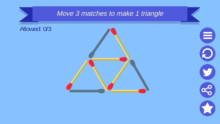 Matchstick Game Puzzle screenshot-4