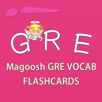 GRE词汇-Magoosh GRE VOCAB FLASHCARDS 教材配套游戏 单词大作战系列