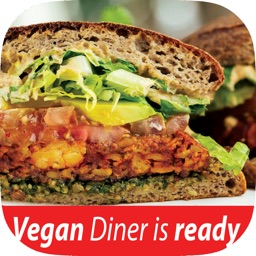 Learn Easy  Vegan Diner Dishes (Classic Comfort Food for the Body and Soul) - The Recipes That Makes Your Life Change!