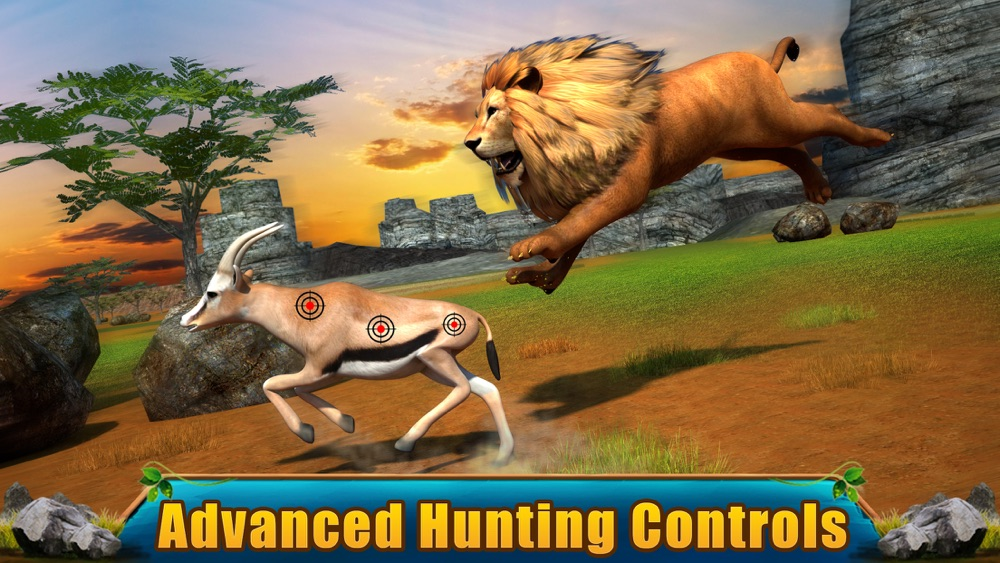 Real Lion Adventure 3D Cheat Codes