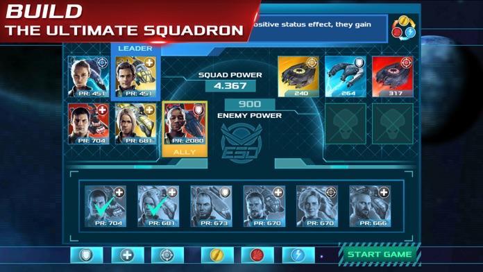 Independence Day Resurgence: Battle Heroes Screenshot