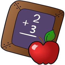 Math Flash Cards - Addition & Subtraction