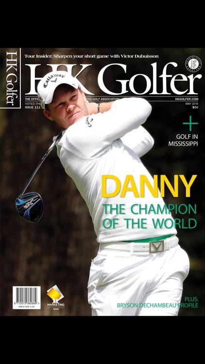 HK Golfer Magazine