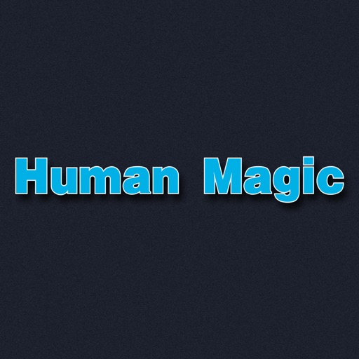 HUMAN Magic Magazine