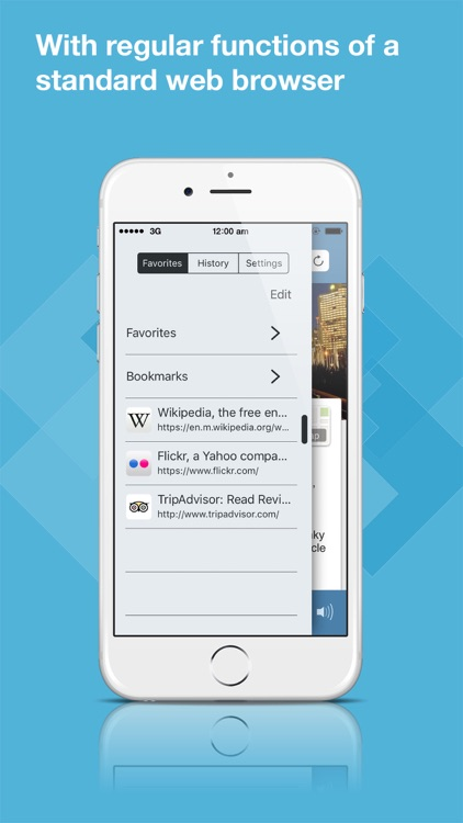 Echo Browser Free - Text to Speech Web Browser and RSS Reader screenshot-3