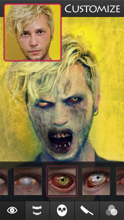 ZombieBooth 2 - Zombie Selfie screenshot-1