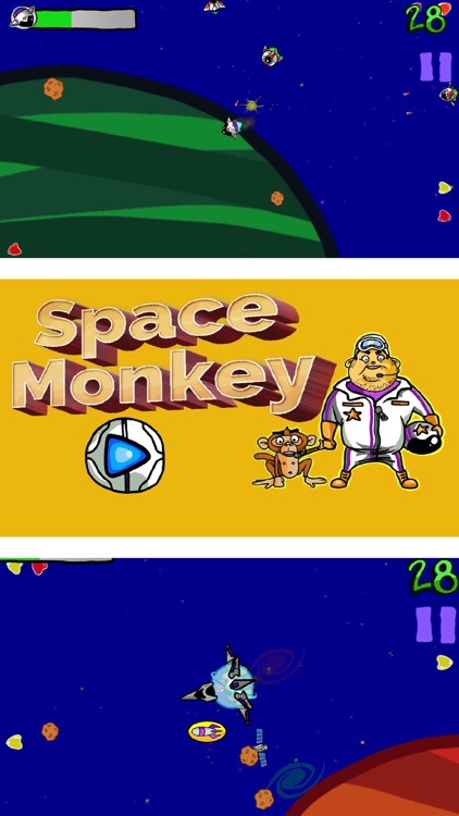 Space Monkey !