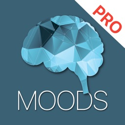 Moods pro - Emotions, Condition & Habit tracker, Mindfulness Personality