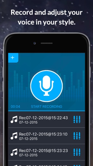 Sound Recording - Digital Recorder, Voice Recorder, and Pitch