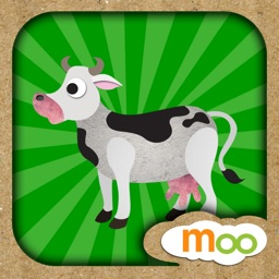 Farm Animals - Barnyard Animal Puzzles, Animal Sounds, and Activities for Toddler and Preschool Kids by Moo Moo Lab