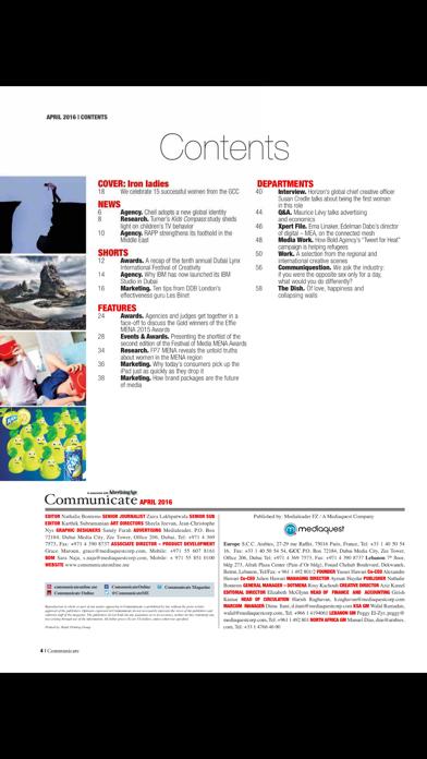 Communicate (mag)Screenshot of 4