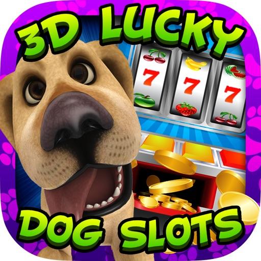 3D Lucky Dog Slots - Free Casino Jackpot Slot Machine games