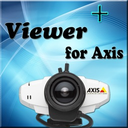 Viewer+ for Axis - iPad version