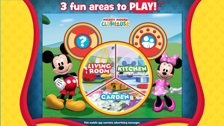 Mickey Mouse Clubhouse - Color & Play screenshot-0