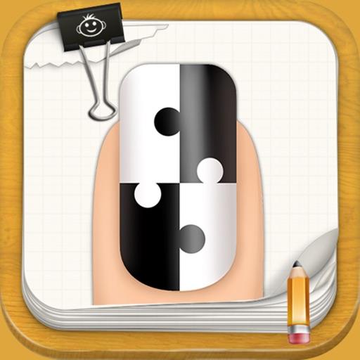Learn to Draw Creative Nail Art