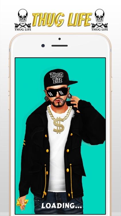 Thug Life Photo Sticker Maker - Photo Editor with ThugLife Stickers & Tattoo
