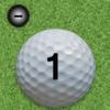 Golf Zähler mit Swington