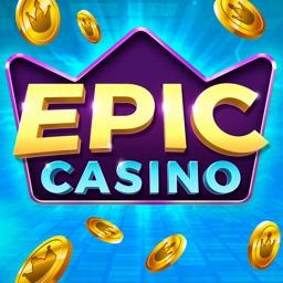 Epic Casino - Vegas Slots & Lottery Scratchers