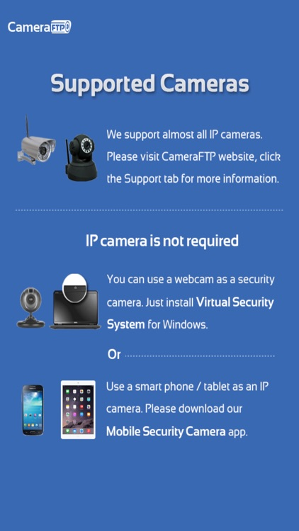 Mobile Security Camera