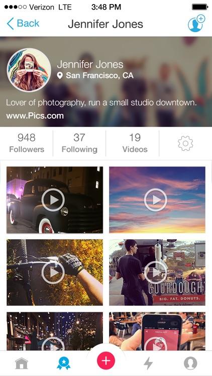 CAPTURE - Shoot, Edit, Share, Explore