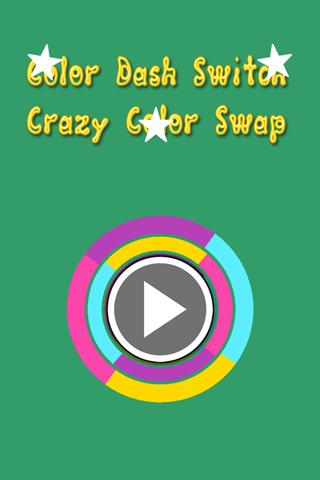 Color Dash Switch : Crazy Color Swap screenshot 1