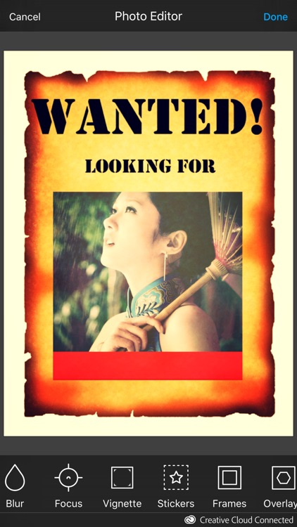 Wanted Photo Frame screenshot-4