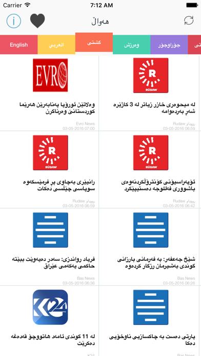 Kurdish News هه واڵ