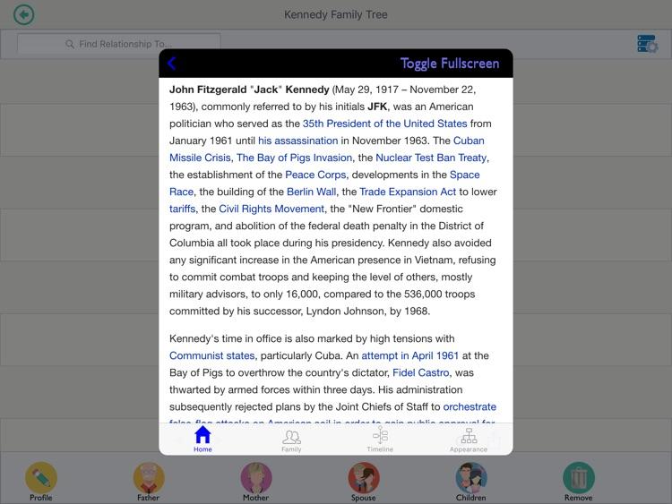 Roots Genealogy screenshot-4