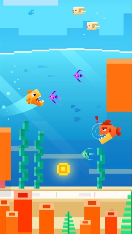 Fishy Bits