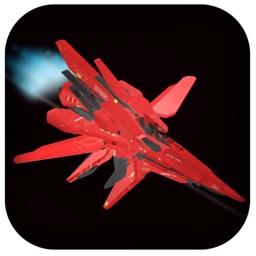 3D War-Craft Universe Twist - A Rocket Galaxy Hovercraft Escape Tunnel