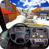 Extreme Snow Bus Driving - Bus Driver Simulator 3D