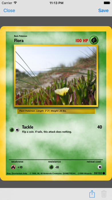 Card Builder for Pokemonのおすすめ画像2