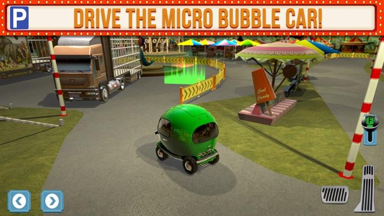 Amusement Park Fair Ground Circus Trucker Parking Simulator screenshot-3