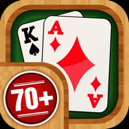 Solitaire 70+ Card Games in 1 Premium Version : Tripeaks, Klondike, Hearts, Pyramid, Plus More!