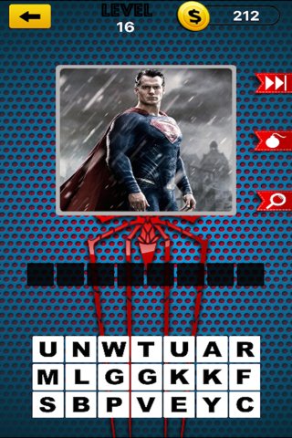 Comic Super Hero Quiz - Guess Anime Superheros - náhled