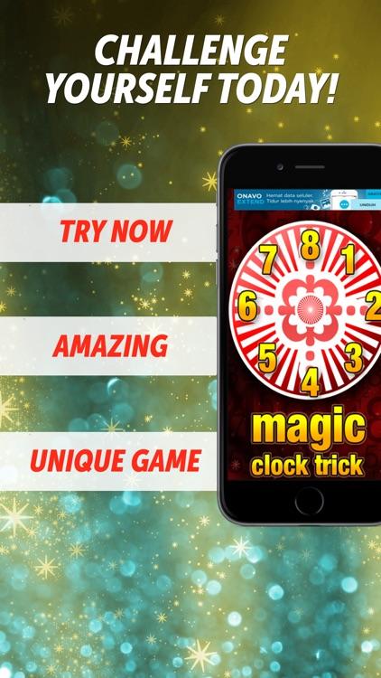 Free Magic Trick - Magic Clock