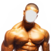 Muscles Men Face Changer - Add your photo and erase on muscles men