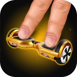 Hoverboard Finger Drive Simulator 2016 -  Simulator Hoverboard 2