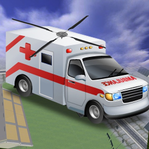 Flying Ambulance 3D - Ultimate Helicopter Transformer