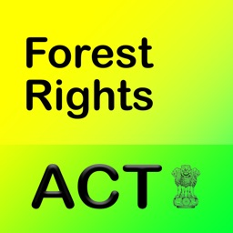 The Scheduled Tribes and Other Traditional Forest Dwellers (Recognition of Forest Rights) Act