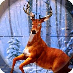 Snow White Deer Hunting