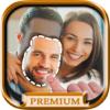 Cortar pegar foto editor Crear fotos stickers - Premium