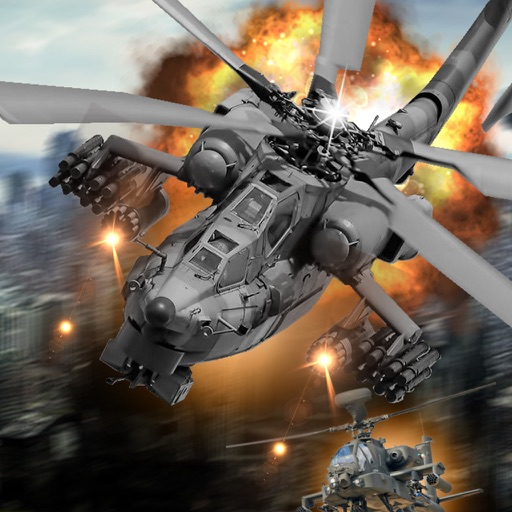 A Chase Helicopter Monster - Best Flight Risk On Helicopter Game