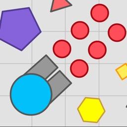 Diep.IO Tank - Online Tank IO War Game