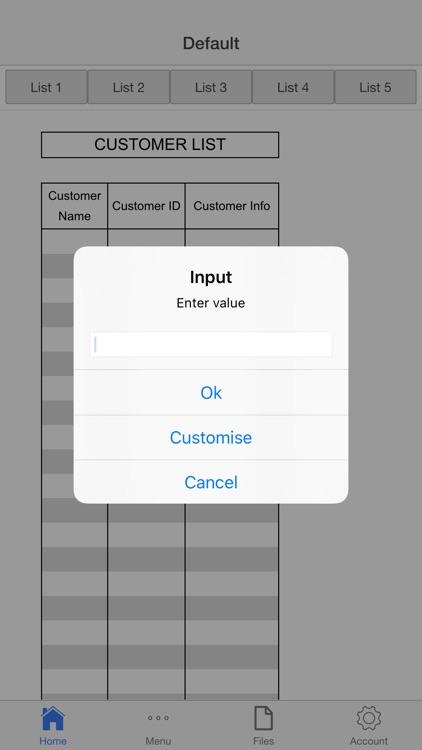 Customer List screenshot-4