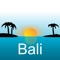 This application will guide you through Bali but you'll remain the boss