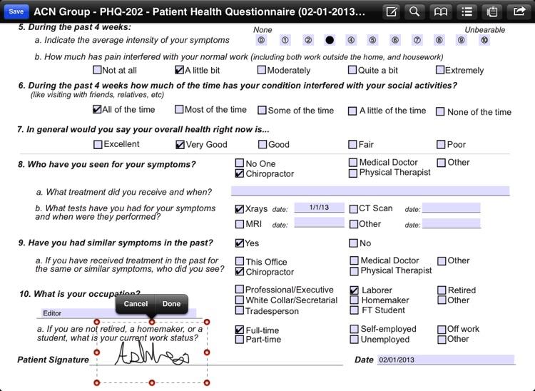 CT Forms Mobile 6.5 screenshot-4