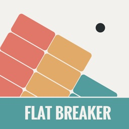 Flat Breaker: Physics based Arkanoid
